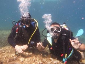 Club de plongée d'Agay