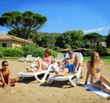 famille-plage-agathos-vacance-location-agay-var