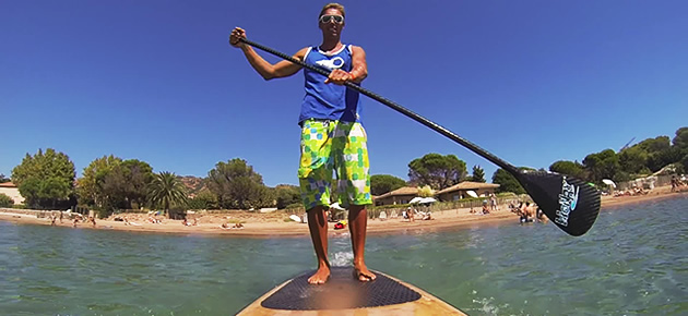 stand up paddle agay