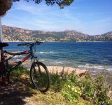 Vtt Agay location vacance plage destination var france