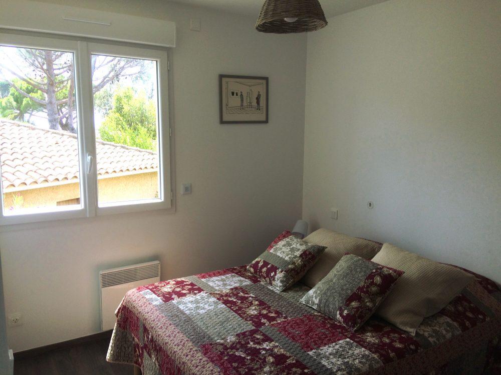 Chambre appartement 20 residence agathos agay var