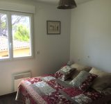 Chambre appartement 20 residence agathos agay var