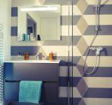 Salle de bain 1 Les Platanes Maison Villa Résidence Agathos Agay Var Location Vacance