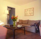 Salon Les Platanes Maison Villa Résidence Agathos Agay Var Location Vacance