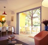 Salon Terrasse Les Platanes Maison Villa Résidence Agathos Agay Var Location Vacance
