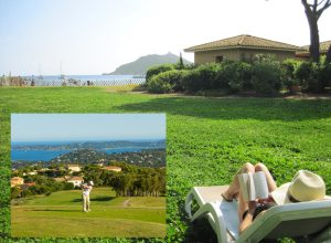 sejour golf esterel blue green saint maxime green fee