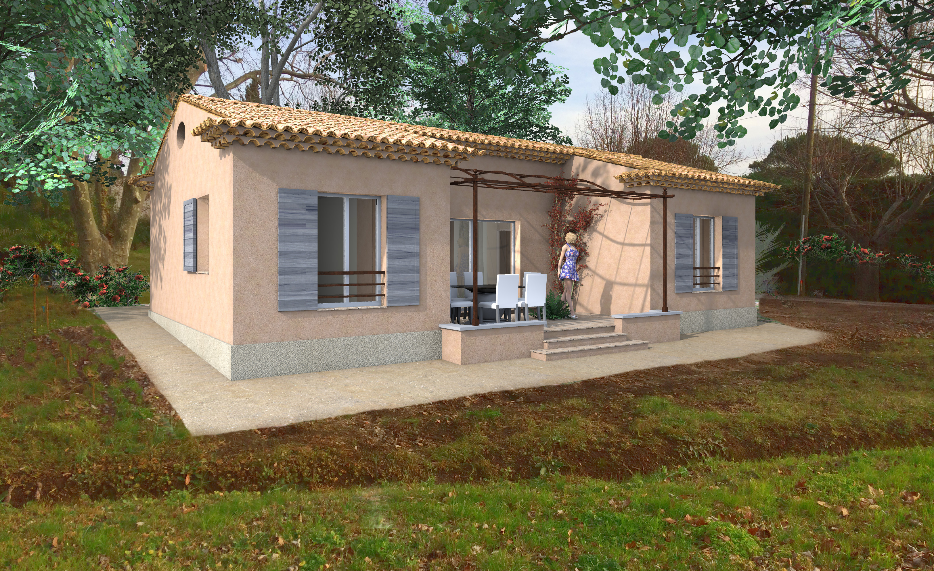 Platanes-villa-location-vacance-agay-saint-raphael-var
