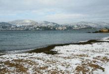Agay-sous-la-neige