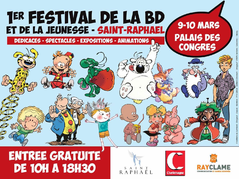 1er festival de la bd et de la jeunesse